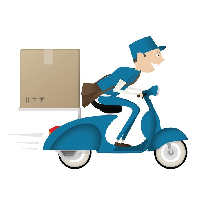how to build your courier businness